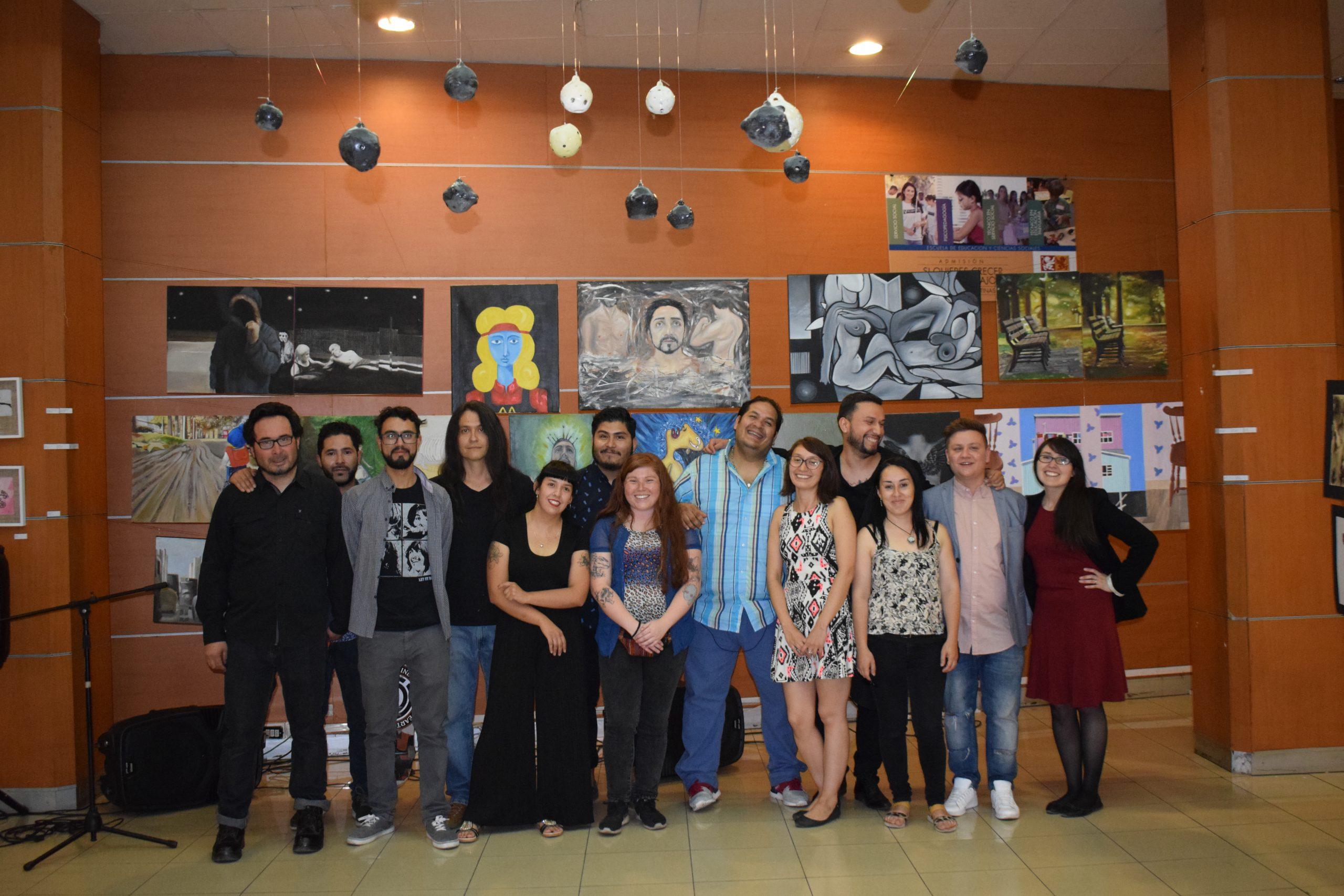 FAV 2018: estudiantes deleitaron a nuestra comunidad con nueva versión del festival artístico