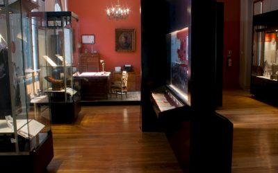 Exhibición permanente Museo de la educación Gabriela Mistral